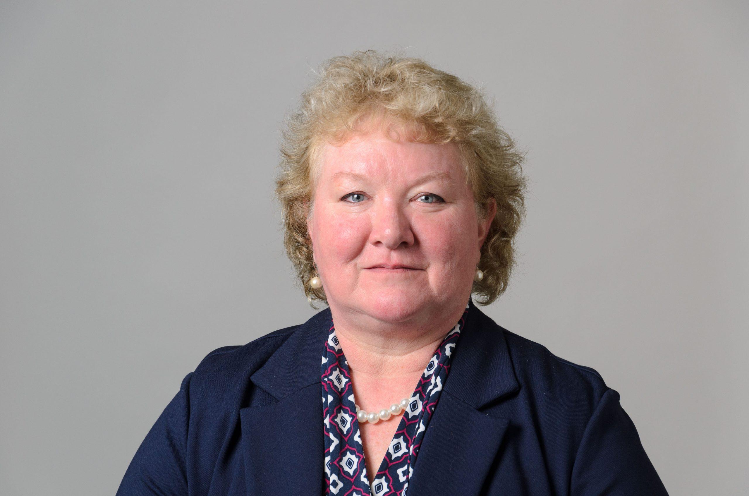 Bonnie Burr, Department Head of Extension