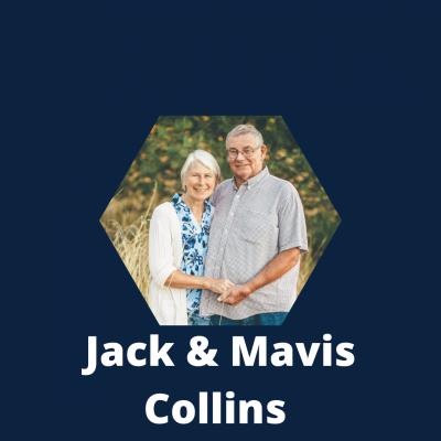 Jack and Mavis Collins