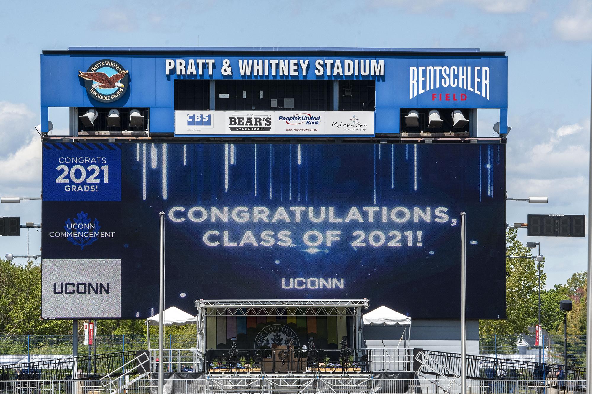 Congratulations, class of 2021