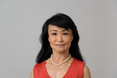 Interim Department Head, Cindy Tian